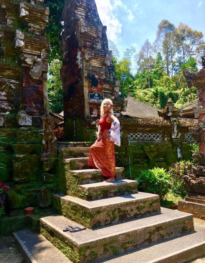 butterfly medicine temple bali