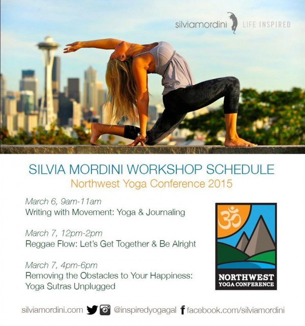 northwest yoga conference silvia mordini