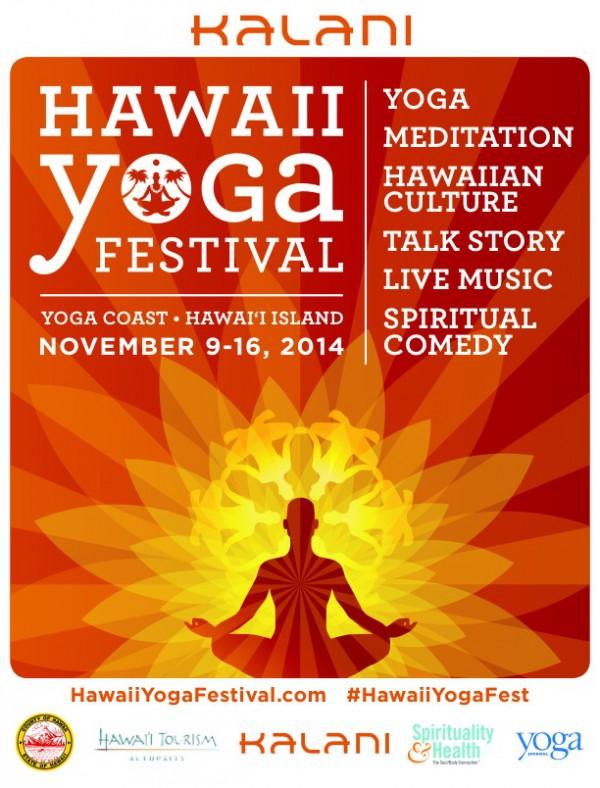 Hawaii Yoga Festival
