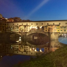 pontevechio reflections