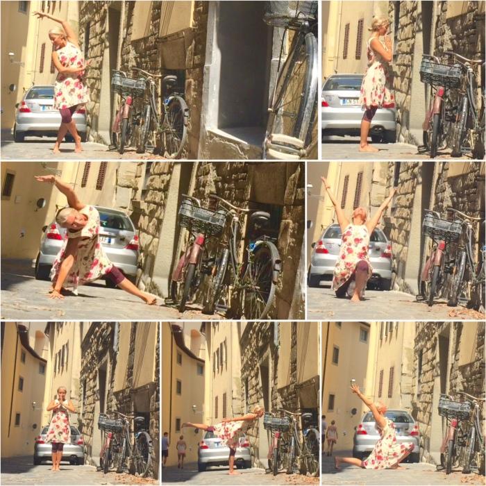 Florence Yoga Moments