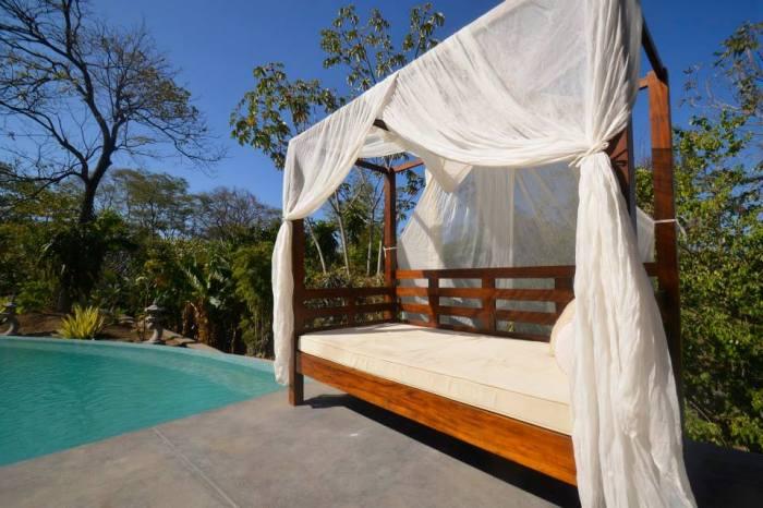 pool bed bhodi