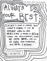always do your best